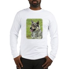 Swedish Vallhund 9P31D-04 Long Sleeve T-Shirt