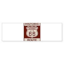 San Bernardino Route 66 Bumper Sticker