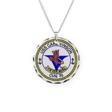 USS STENNIS Necklace