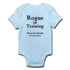 Gaming Rogue in Training Infant Bodysuit