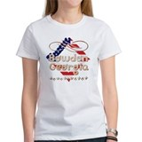 California for Obama Shirt