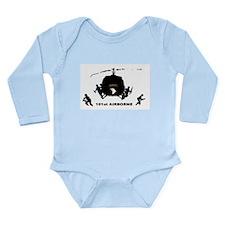101st AIRBORNE Long Sleeve Infant Bodysuit