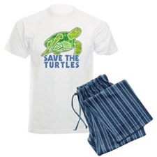 Save the Turtles Pajamas