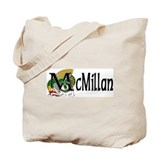 McMillan Celtic Dragon Tote Bag