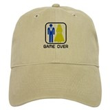 Game Over Marriage Married Ba Cap