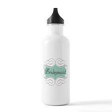 Beautiful Bridesmaid Water Bottle