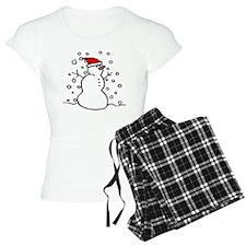 'Snowman Santa' Pajamas