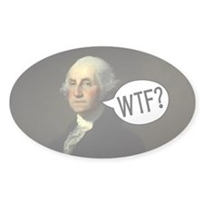 George WTF Decal