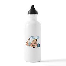 California Girl Water Bottle
