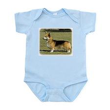 Welsh Corgi Pembroke 9R022-067 Infant Bodysuit