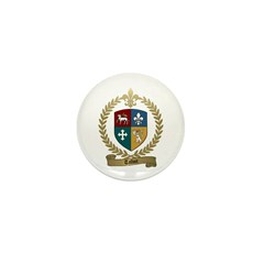 TALBOT Family Crest Mini Button (10 pack)