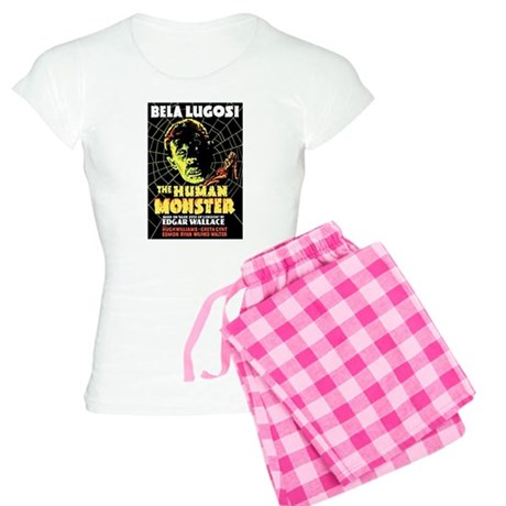 The Human Monster Women's Light Pajamas