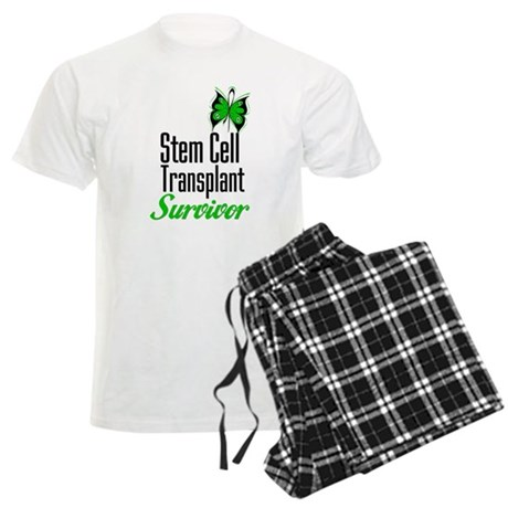StemCellTransplantSurvivor Men's Light Pajamas