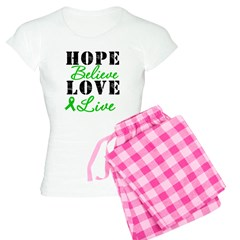 SCT BMT Hope Motto Women's Light Pajamas