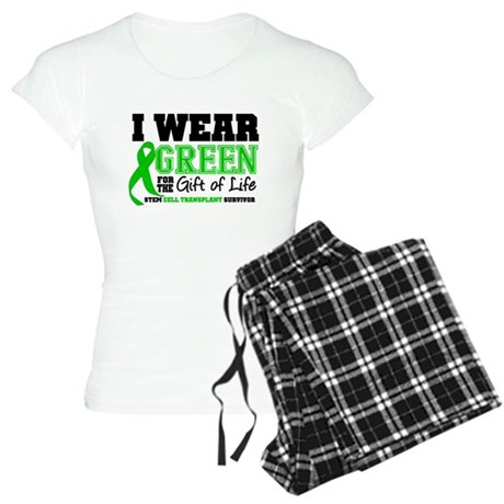SCT I Wear Green Women's Light Pajamas