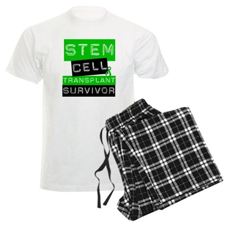 Stem Cell Transplant Men's Light Pajamas