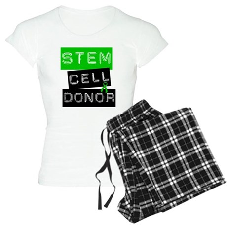 Stem Cell Donor (Label-G) Women's Light Pajamas