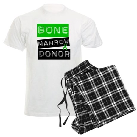 Bone Marrow Donor (Label) Men's Light Pajamas