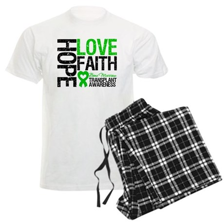 BMT Hope Love Faith Men's Light Pajamas