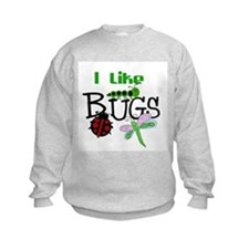 I Like Bugs Sweatshirt