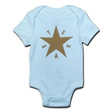 First Flag of Texas Infant Bodysuit