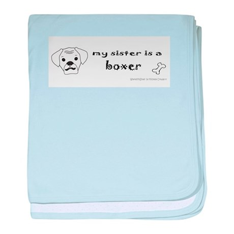 boxer gifts baby blanket