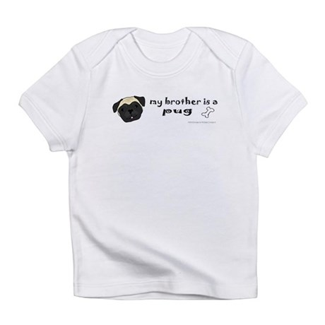 pug gifts Infant T-Shirt