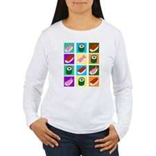 Sushi Pop Art T-Shirt