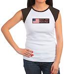 Papiere Bitte Women's Cap Sleeve T-Shirt