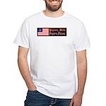 Papiere Bitte White T-Shirt