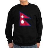 Nepal Flag Jumper Sweater