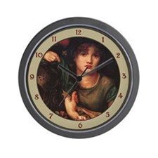 Unique Dante Wall Clock