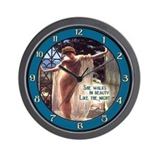 Unique Fine art photography Wall Clock