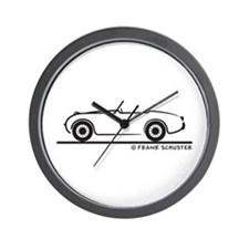 1959 Austin Healey Sprite Wall Clock