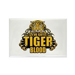 I've Got Tiger Blood Rectangle Magnet