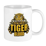 I've Got Tiger Blood Mug
