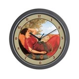 Cute Godward Wall Clock