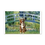 Bridge-Aussie Shep (#5) 20x12 Wall Decal