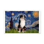 Starry - Tri Aussie Shep2 20x12 Wall Decal