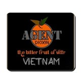 fruit of war Mousepad