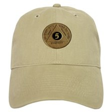 5 YEAR COIN Baseball Cap