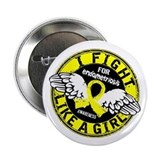 "Fight Like A Girl Endometriosis 2.25"" Button (10 p"