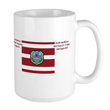 West Coast Rugby Supporters Mug