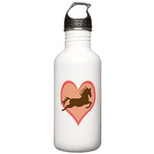 Horse In My Heart Water Bottle