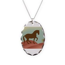 desert dressage Necklace