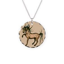 Wild and Free Horse Necklace