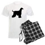 Afghan Hound Dog pajamas