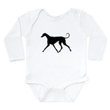 Azawakh Hound Long Sleeve Infant Bodysuit