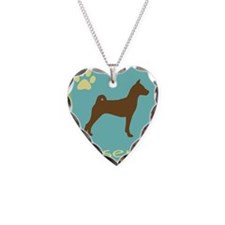 basenji Necklace