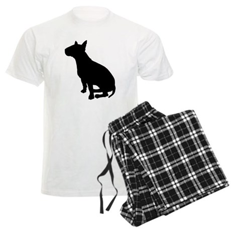 ... > Bull Terrier Dog Breed Pajamas > Bull Terrier Dog
